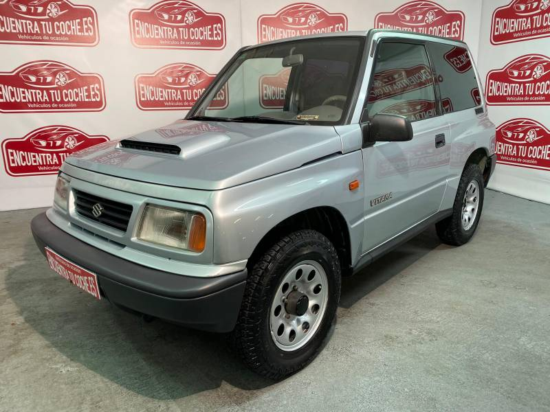 Suzuki Vitara 1.9TD METAL TOP LUJO