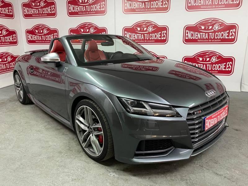 Audi TTS Roadster 2.0 TFSI 310CV quattro S tronic -