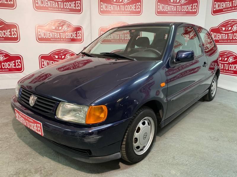 Volkswagen Polo 1.4 60CV BASIC