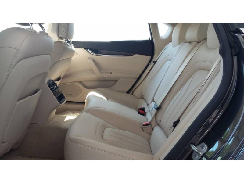 Maserati Quattroporte 3.0 V6 Diésel Automático -