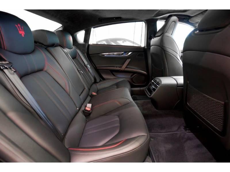 Maserati Quattroporte 430
