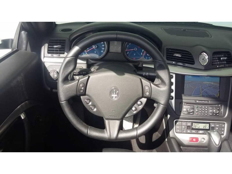 Maserati GranCabrio 460