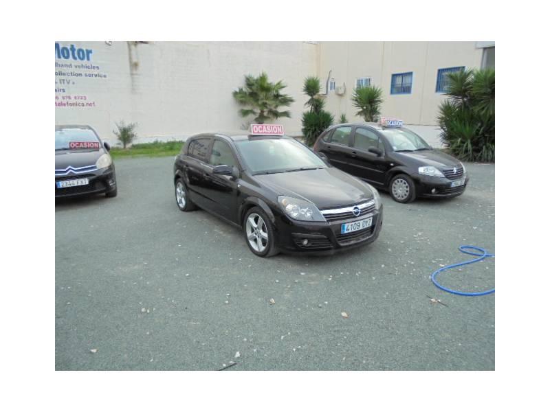 Opel Astra 1.7 CDTi 16v Club