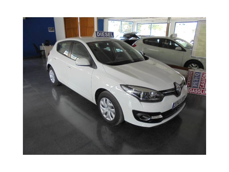 Renault Mégane Blue dCi 66 kW (95CV) Business