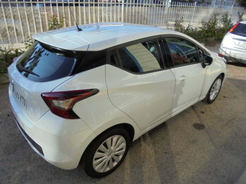 Nissan Micra acenta Acenta