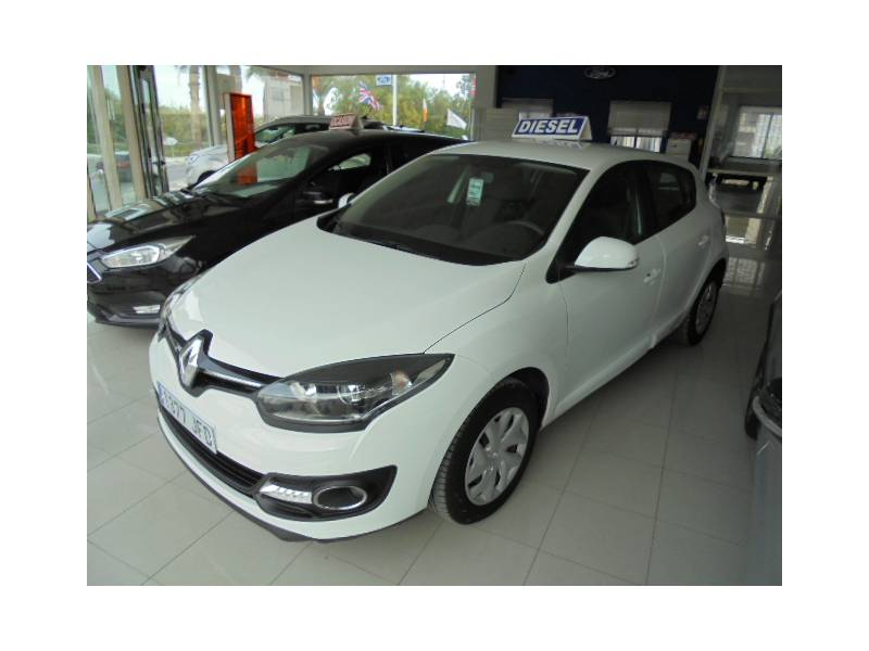 Renault Mégane dCi 95 eco2 Business