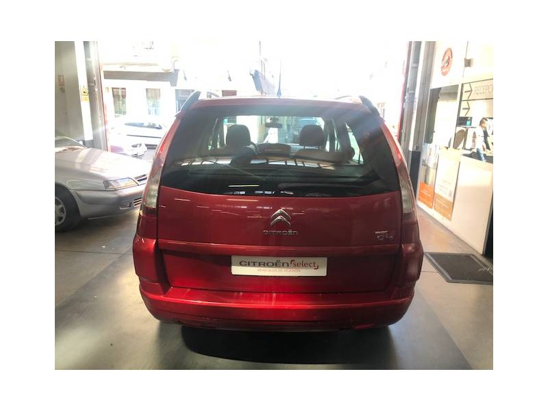 Citröen Grand C4 Picasso 1.6 HDi 110cv Seduction