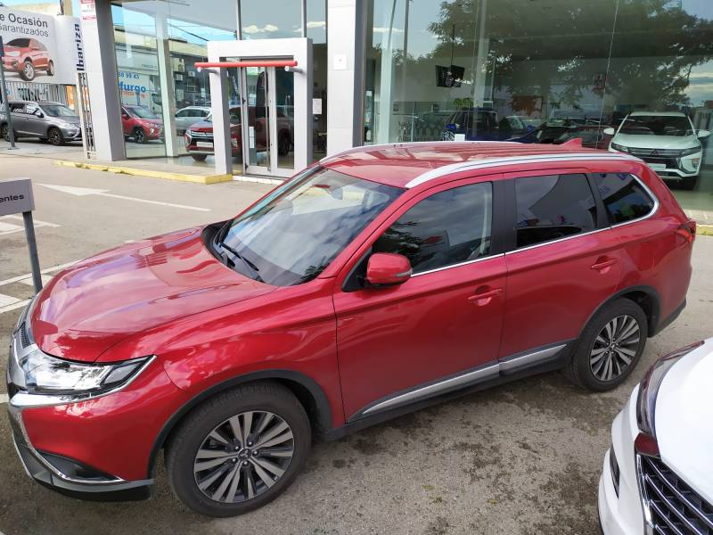 Mitsubishi Outlander 200 MPI  CVT 2WD 5 Plazas Motion