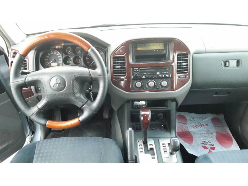 Mitsubishi Montero 3.2 DID GLS