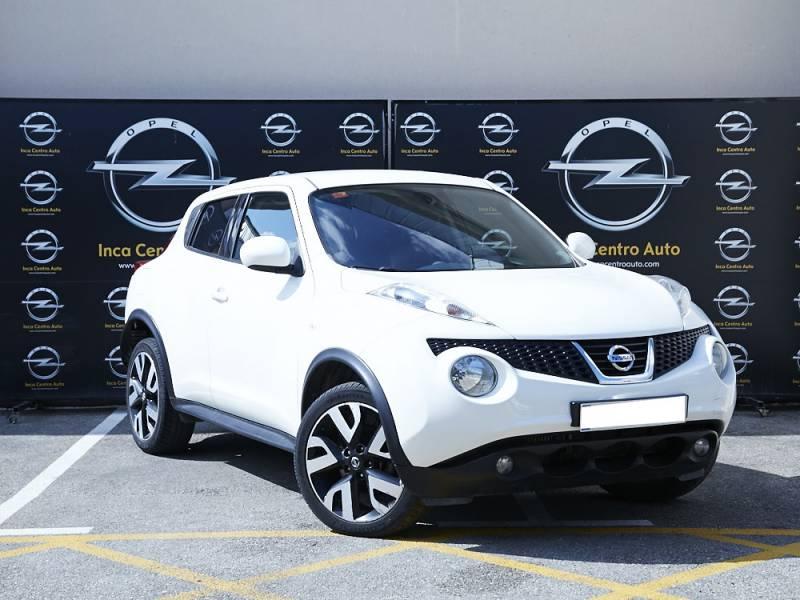 Nissan Juke 1.5 dCi S&S TEKNA PREM PIEL CO R o B 4X2 TEKNA PREMIUM