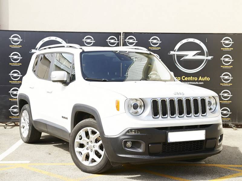 Jeep Renegade 1.4 Mair 4x2 140 CV E6 Limited