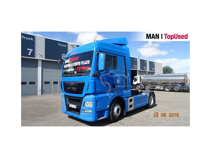 Man TGX 18.480 4X2 BLS-EL, ADR OX(AT