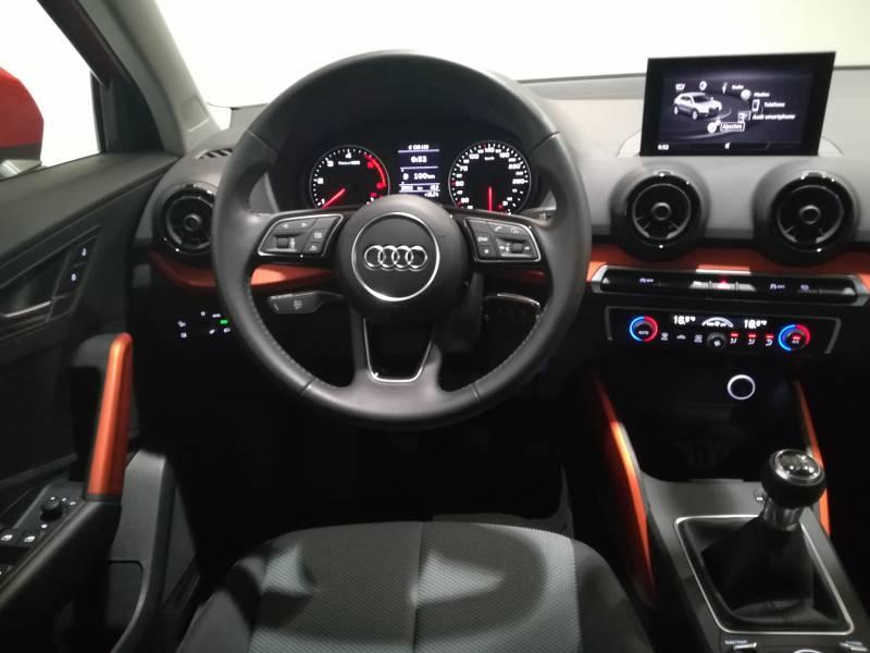 Audi Q2 Desing Edition 1.6 TDI 116cv 6 vel man