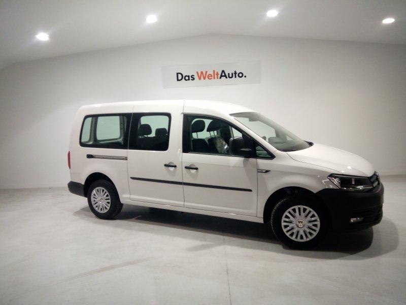 Volkswagen Caddy 2.0 TDI 75kW (102CV) BMT Maxi Outdoor