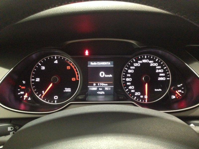 Audi A4 2.0 TDI 143cv -