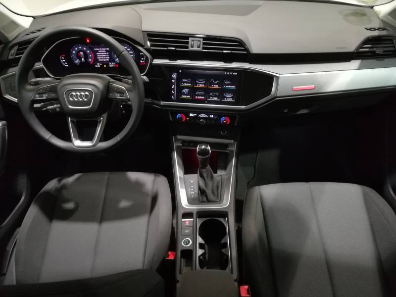 Audi Q3 Nuevo Advanced Edition 2.0 TFSI 150 cv S-Tronic