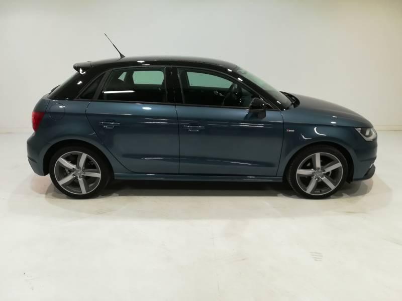 Audi A1 Sportback Adrenaline 1.4 TDI 90 cv S-Tronic s-line