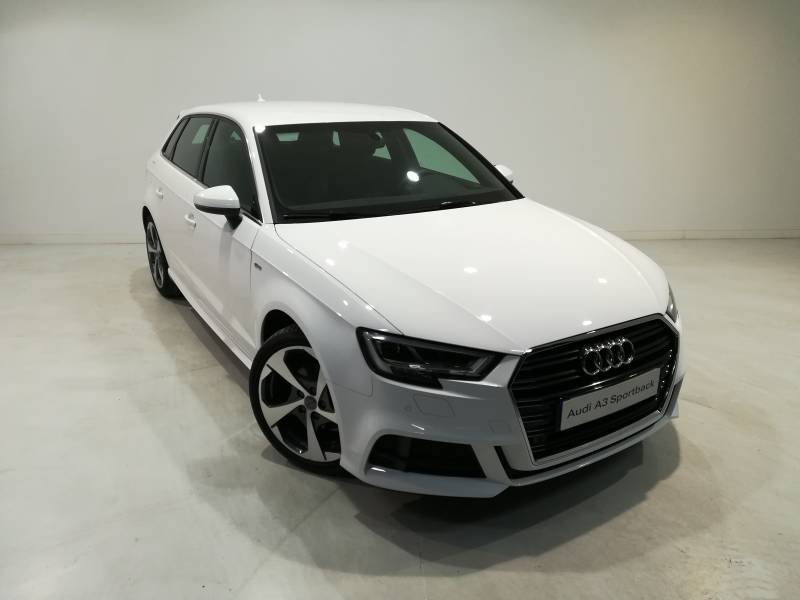 Audi A3 Sportback Sline Edition 1.6 TDI 116CV 6 Vel Man