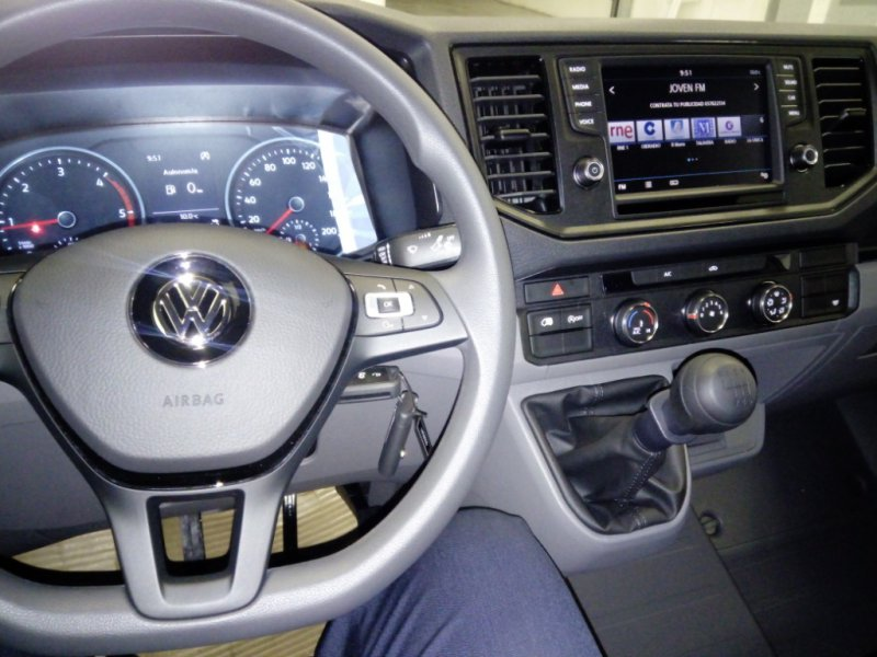 Volkswagen Crafter 35 B Media 2.0 TDI 103kW BMT Furgón