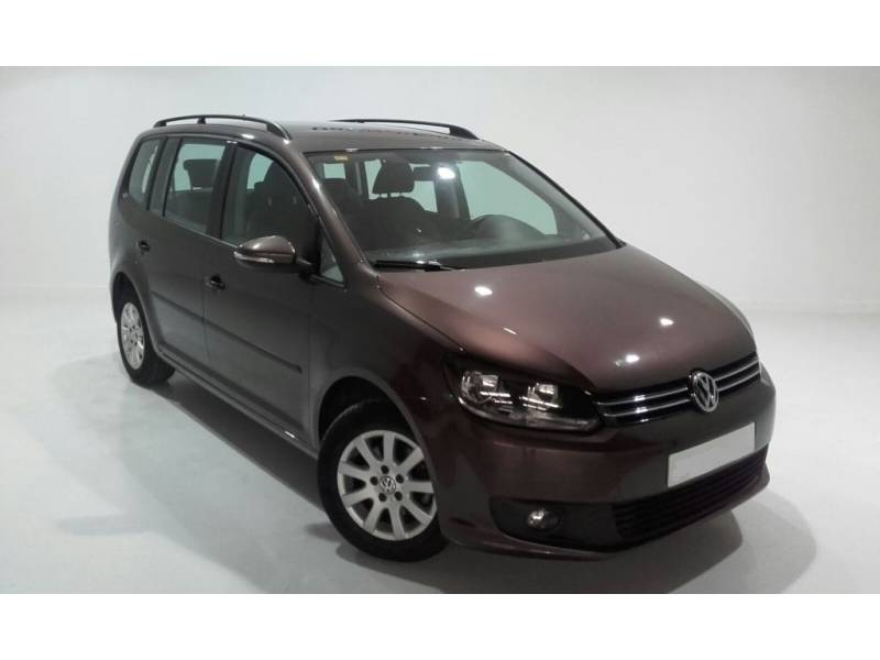 Volkswagen Touran 1.6 TDI 105 cv 7 PLAZAS Edition
