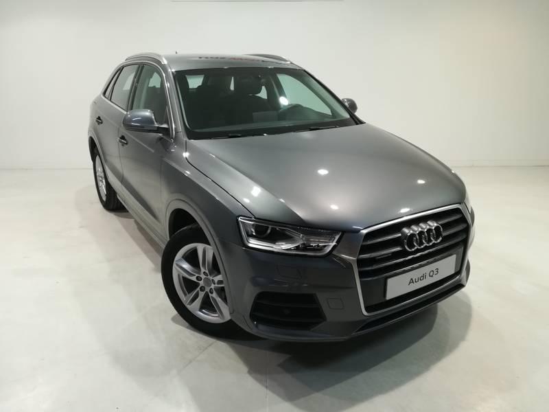 Audi Q3 Desing Editión 2.0 TDI 150CV Quattro S-Tronic