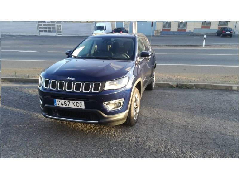 Jeep Compass 2.0 Mjet 103kW 4x4 AD AT Opening Edition