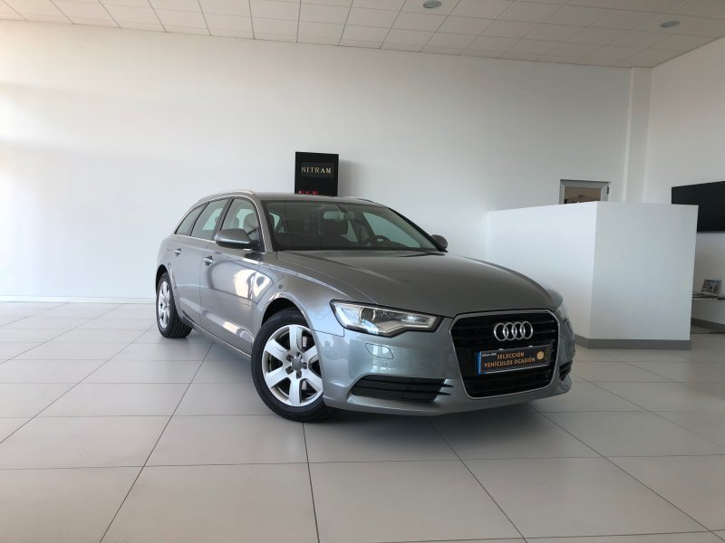 Audi A6 Avant 2.0 TDI multitron Advanced edition