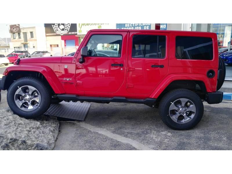 Jeep Wrangler Unlimited 2.0T GME   8ATX E6D Sahara