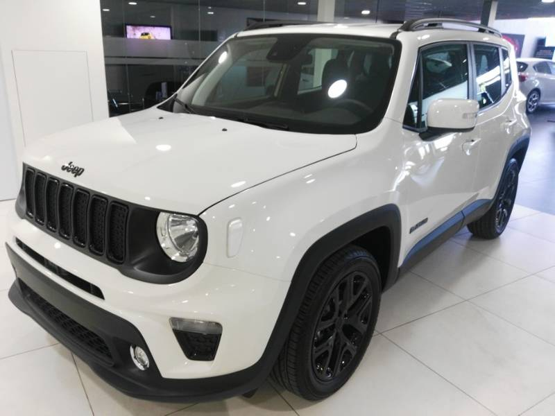 Jeep Renegade 1.0G 88kW   4x2 Night Eagle