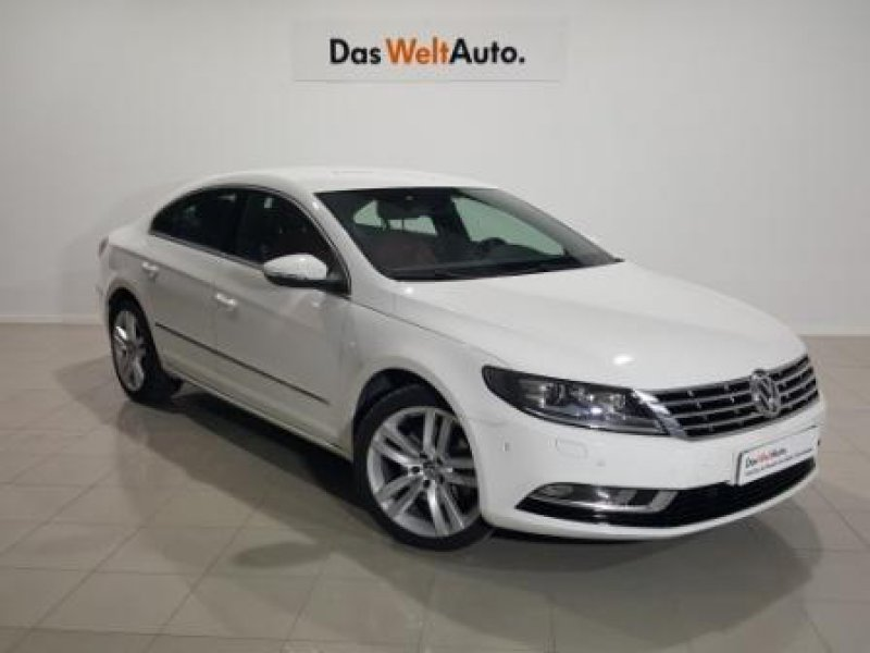Volkswagen CC 2.0 TDI 177cv DSG Technology BlueMotion