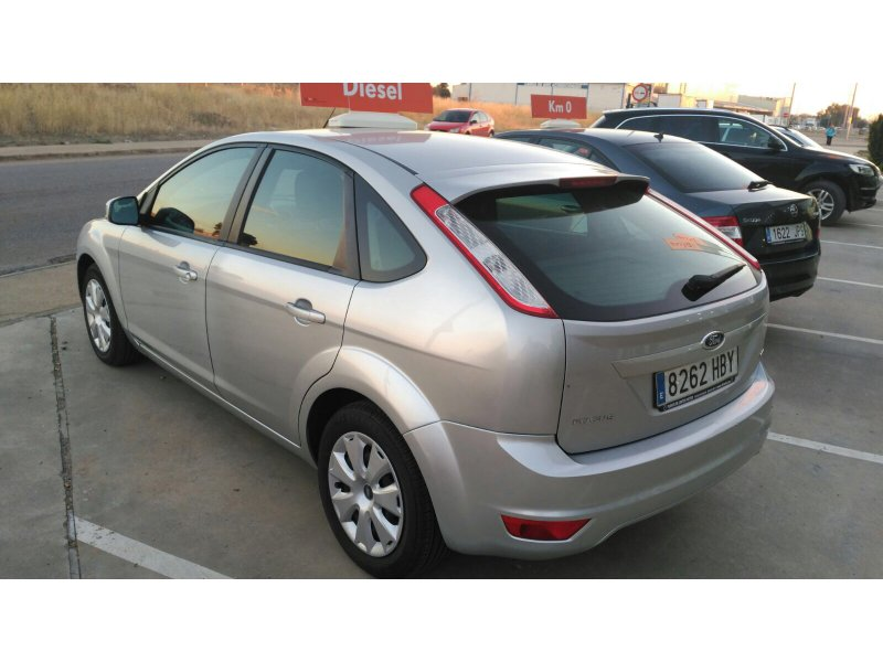 Ford Focus 1.6 TDCi 109 Econetic
