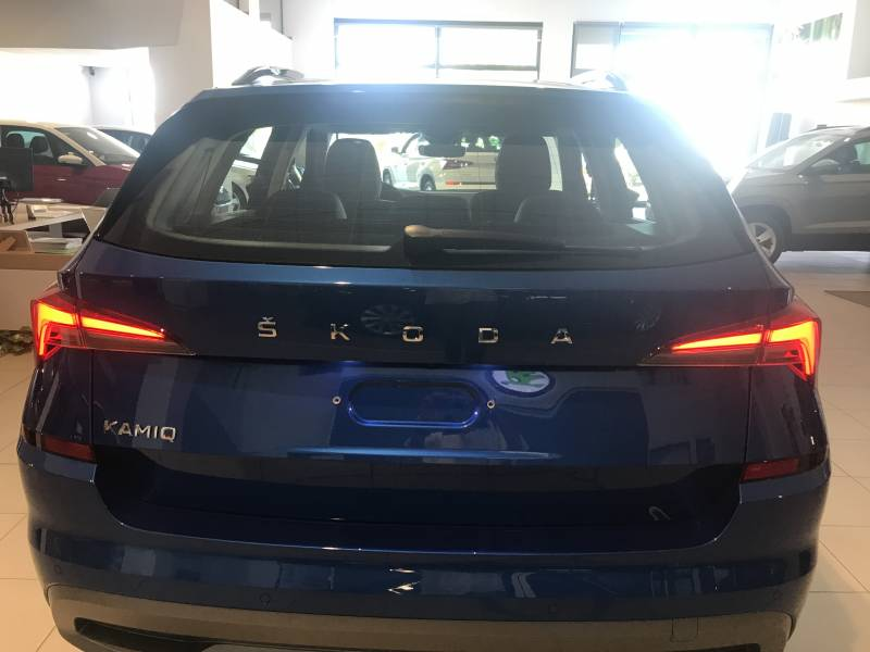Skoda Kamiq 1.0 TSI 85kW (115CV) DSG Style