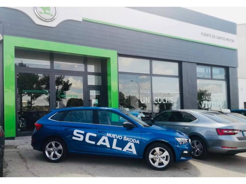 Skoda Scala 1.0 TSI 85KW (115CV) Ambition-PRECIO FINANCIACIADO CON VW FINANCE + AMPLIACION DE GARANTIA Y MANTENIMIENTO INCLUIDO POR 24 MESES