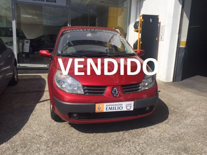 Renault Scénic 1.9DCI 120CV LUXE PRIVILEGE