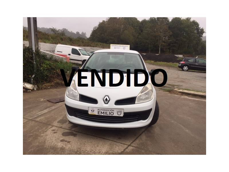 Renault Clio 1.2 75CV Base Authentique