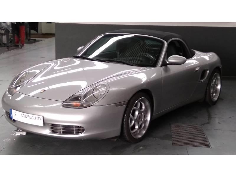 Porsche Boxster 2,5  204cv SOUL