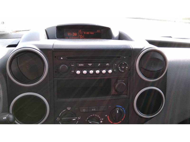 Citroën Berlingo 1.6 HDi 75 600 -