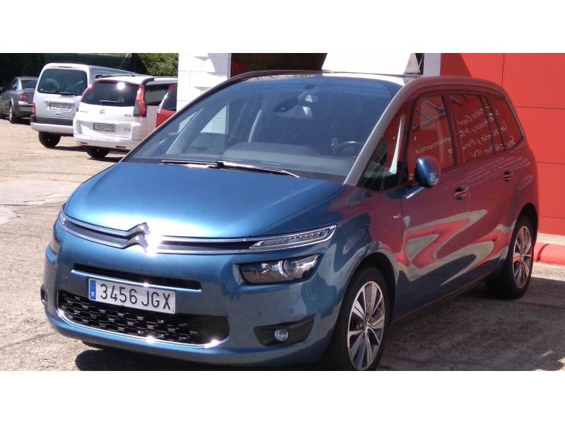 Citröen Grand C4 Picasso BlueHDi 150 Airdream   Auto. Exclusive