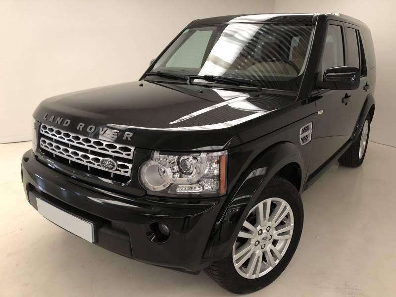 Land Rover Discovery 4 3.0 SDV6   245cv HSE