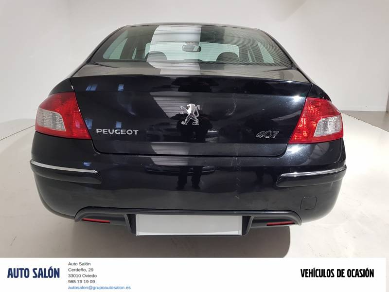 Peugeot 407 1.6 HDI 110cv FAP Confort