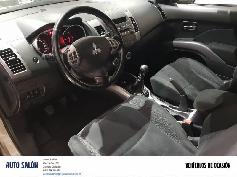 Mitsubishi Outlander 2.0 DI-D Intense