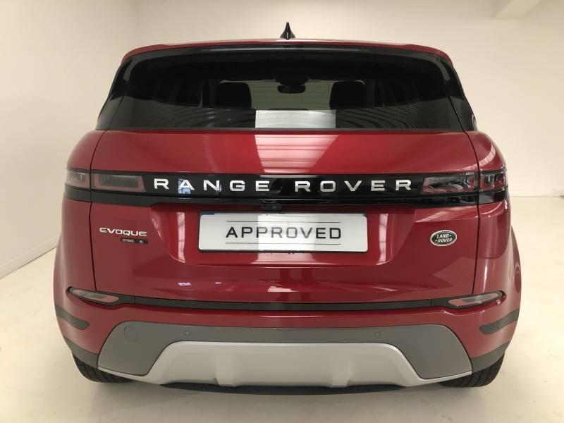Land Rover Range Rover Evoque 2.0 D240   AUTO 4WD S