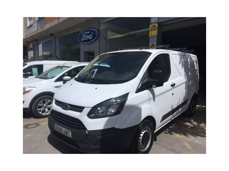 Ford Transit Custom Van 2.0 TDCI 130cv 270 L1 Trend