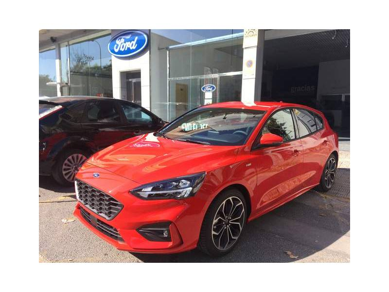 Ford Focus 1.5 Ecoblue 88kW ST-Line