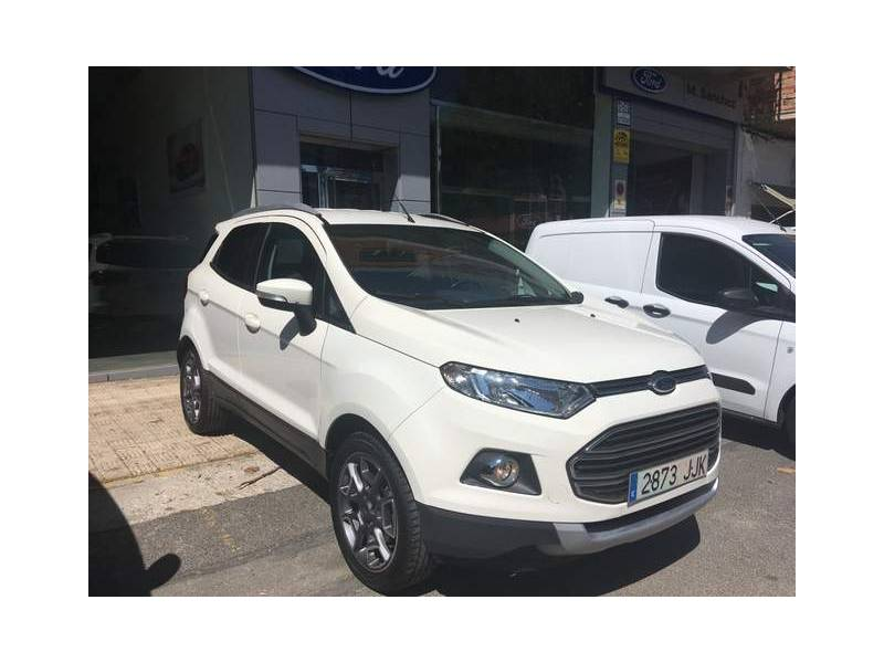 Ford EcoSport 1.5 TDCi 90cv Limited Edition