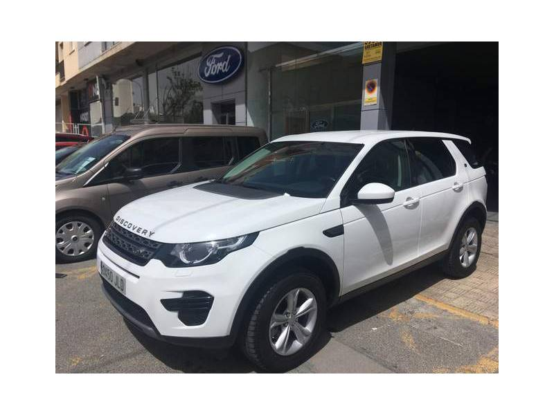 Land Rover Discovery Sport 2.0L TD4 150CV Auto. 4x4 SE