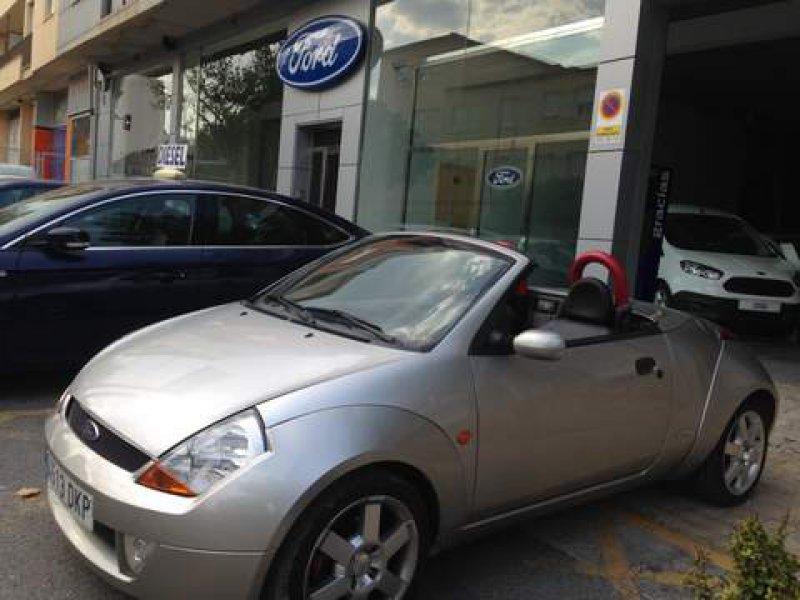 Ford Streetka 1.6i Luxury
