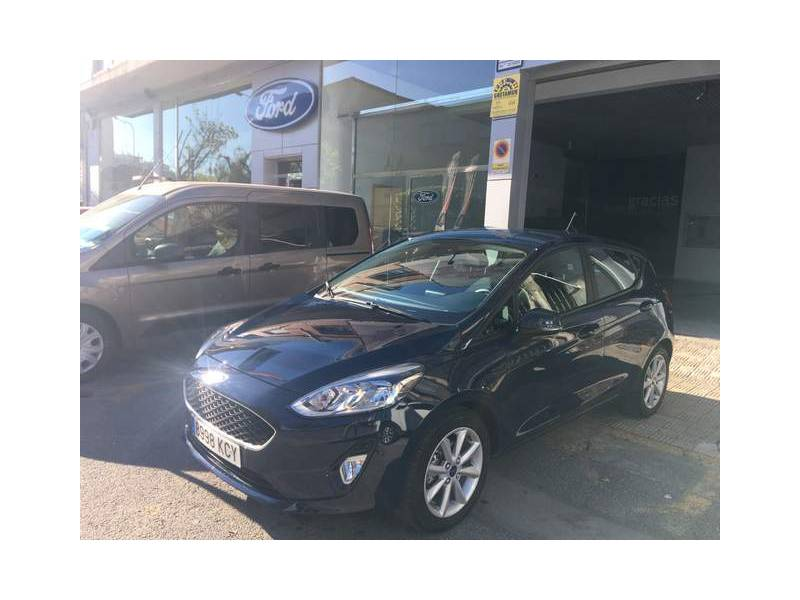 Ford Fiesta 1.1 Ti-VCT 63kW   5p Trend