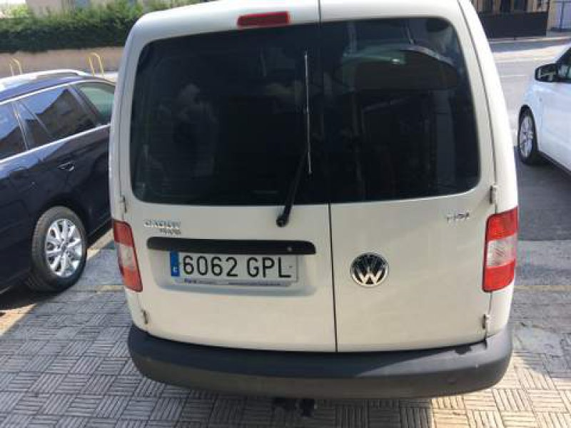 Volkswagen Caddy 1.9 TDI 105cv 5 plazas Maxi Kombi