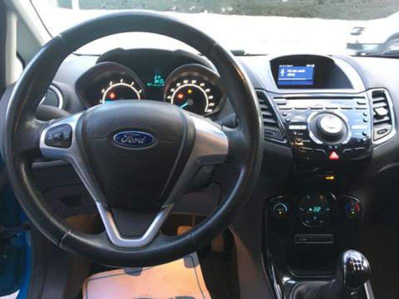 Ford Fiesta 1.0 EcoBoost Auto-St-St 125cv Titan. 5p Titanium